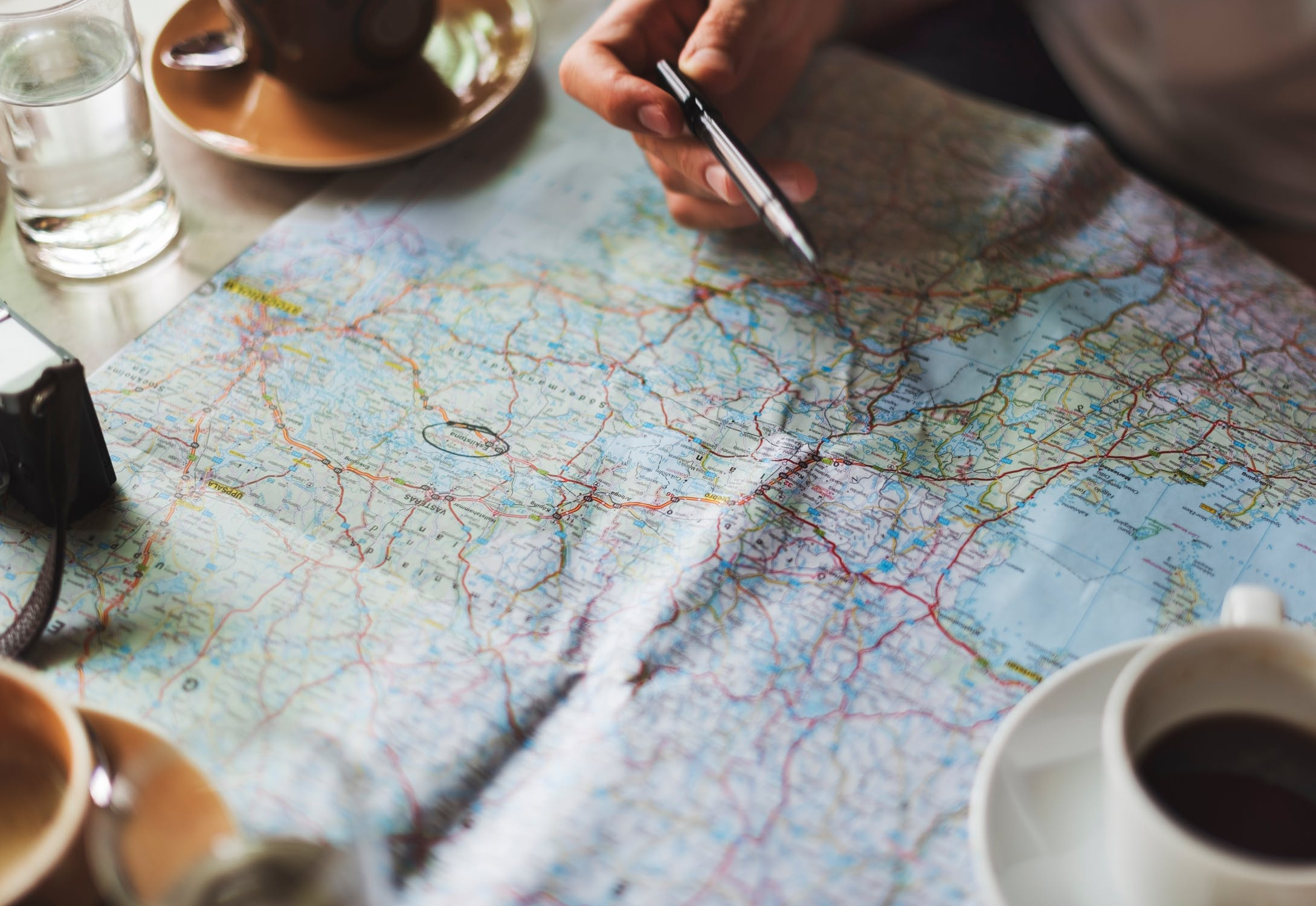 planning your next business trip
