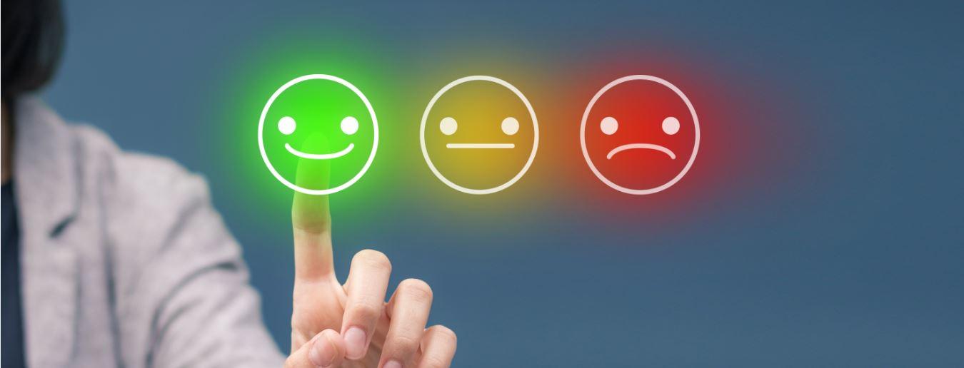 customer satisfaction survey icons